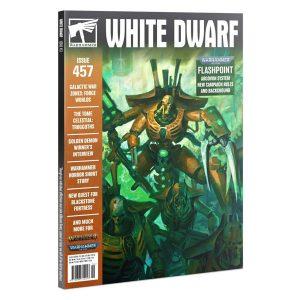 Warhammer Magazine: White Dwarf: 457