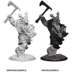 D&D: Nolzur's Marvelous Miniatures: Wave 6 Frost Giant