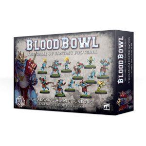 Blood Bowl: Gwaka'Moli Crater Gators