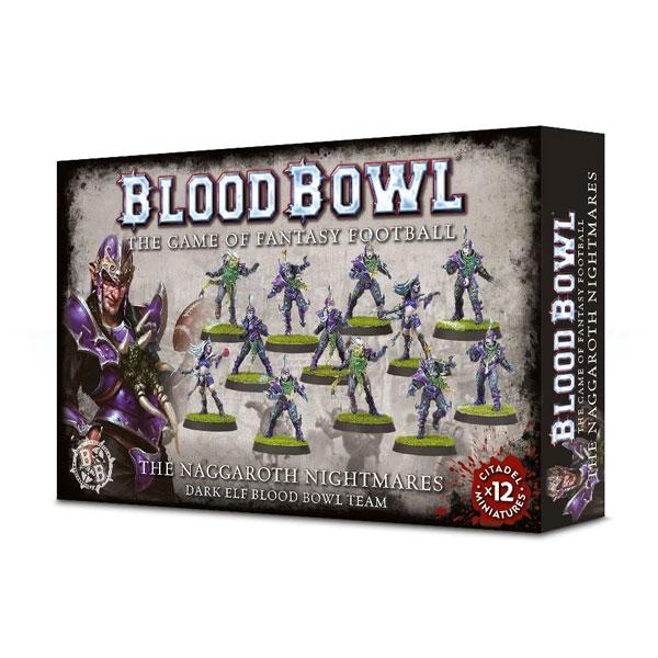 Blood Bowl: The Naggaroth Nightmares