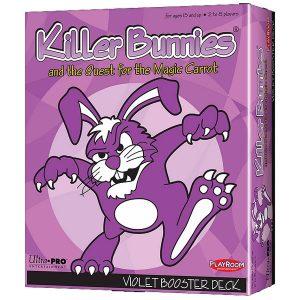 Killer Bunnies: Violet Booster Deck