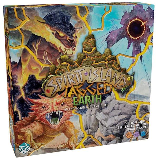 Spirit Island: Jagged Earth Expansion