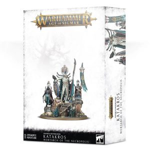 Warhammer: Age of Sigmar: Katakros, Mortarch of the Necropolis