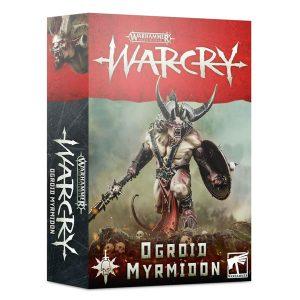 Warhammer Age of Sigmar: Warcry: Ogroid Myrmidon