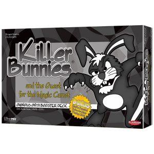 Killer Bunnies: Ominous Onyx Booster Deck