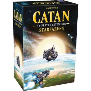 Catan: Starfarers: 5-6 Player Expansion
