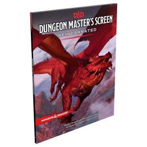 Dungeons & Dragons: Dungeon Master's Screen Reincarnated
