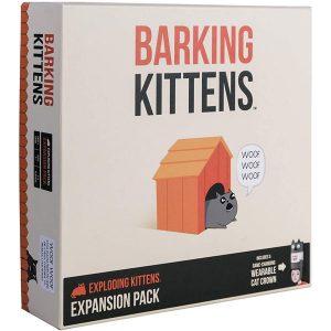 Exploding Kittens: Barking Kittens Expansion