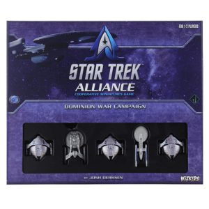 Star Trek: Alliance: Dominion War Campaign