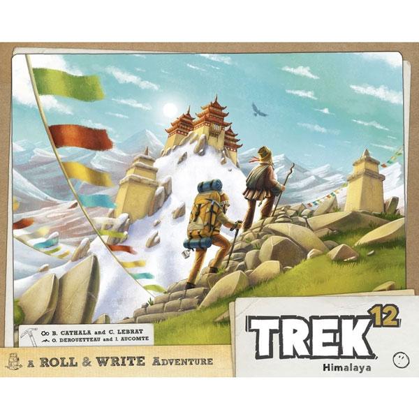 Trek 12 Game