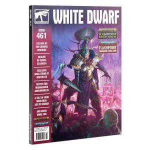 Warhammer Magazine: White Dwarf: 461