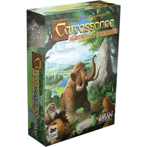Carcassonne Expansion: Hunters and Gatherers