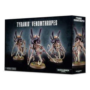 Warhammer 40,000: Zoanthropes   Venomthropes