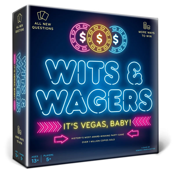 Wits & Wagers: It's Vegas Baby!