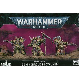 Warhammer 40,000: Deathshroud Bodyguard