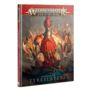 Warhammer: Age of Sigmar: Battletome: Fyreslayer