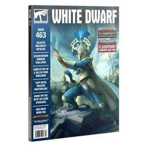 Warhammer Magazine: White Dwarf: 463