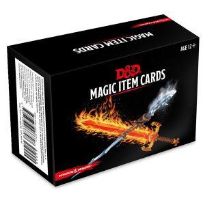 Dungeons & Dragons Spellbook Cards: Magic Item Cards