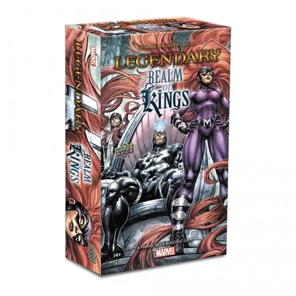 Legendary: Realm of Kings Expansion