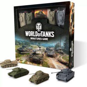 World of Tanks: Miniature Game