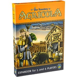 Agricola: 5-6 Player Expansion