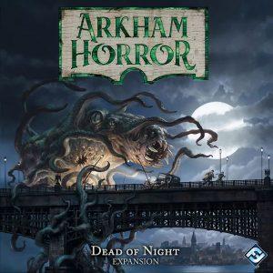 Arkharm Horror: 3rd Edition: Dead of Night