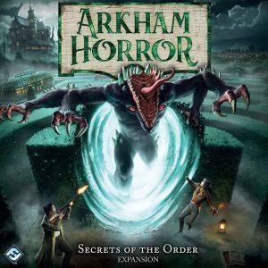 Arkharm Horror: 3rd Edition: Secrets of the Order