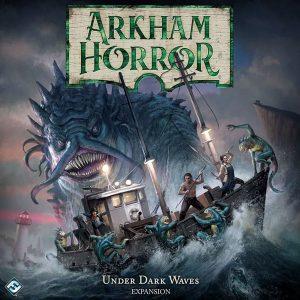 Arkharm Horror: 3rd Edition: Under Dark Waves
